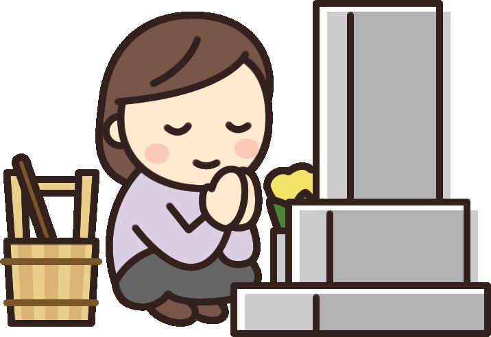 広島県呉市  便利屋ワンズ お墓参り・お墓掃除代行
